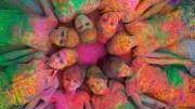 Dünyanın En Renkli Festivalini İzlerken Gözlerinizde Gökkuşağı Belirecek