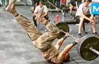 En Sert Askeri Spor Antremanı