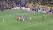 Fenerbahçe – Bursaspor Maç Sonu Görüntüleri
