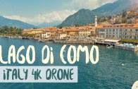 İtalya Como Gölü Harikası