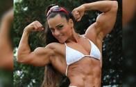 Avrupa Şampiyonu Vücutçumuz Gülüzar Tüfenk İle Tanışın