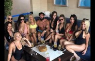 Dan Bilzerian Yeni Videosu İle Lüks Hayatını Gözümüze Sokmaya Devam Ediyor