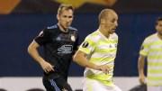 İsmail Labut Gibi Devirdi Zagreb Affetmedi…Maç Sonucu 4-1