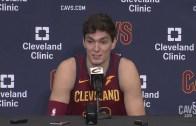 NBA'in Parlayan Yıldızı Cedi Osman, Medya Gününde Soruları Yanıtladı