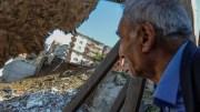 Kağıthane Bina Çöküş Anı! Kağıthane'de 4 Katlı Bina Çöktü
