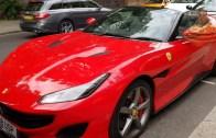 Cadde Boyu Park Edilmiş Onlarca Ferrari Görseniz Ne Yapardınız?