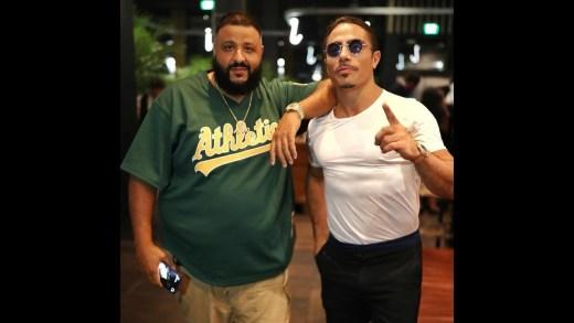 Nusret DJ Khaled klibi