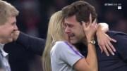 Pochettino'nun Gözyaşları. Tottenham Finalde