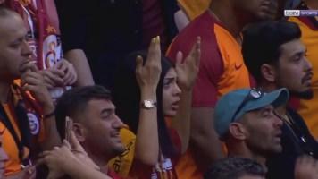 Süper Lig'de Şampiyon Galatasaray! İşte Maçtan En Heyecanlı Anlar