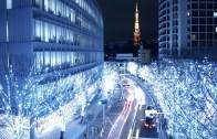 Japonya Üzerinde Gece Uçuşuna Ne Dersiniz?