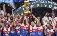 Serinin 7. Maçı Sonrası Şampiyon Anadolu Efes