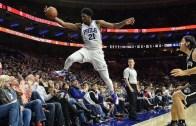 Hızını Alamayıp Seyircilerin Üstüne Atlayan NBA Oyuncuları