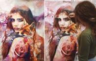 Sanatıyla Harikalar Yaratan Dimitra Milan