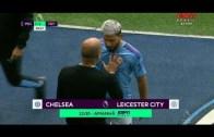 Guardiola ile Kun Agüero Kapıştı! İşte O Anlar