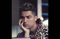 Cristiano Ronaldo CR7 Markalı Parfümü Reklamı