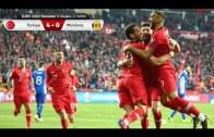 Milli Takım Moldova'yı Farklı Geçti! İşte Maç Özeti