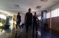 Tek Bacağı Olmayan Dansçı Musa Motha'nın İlham Veren Çalışması