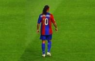 Topu Ayağına Yapıştırıp Gezintiye Çıkan Ronaldinho