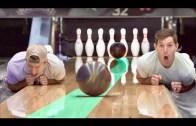 Bowling Ustaları Bowling Oynama İşinde Ustalaşanlar