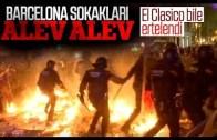 Katalonya'daki Halk Ayaklanması… El Clasico Ertelendi
