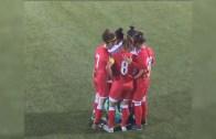 Maçta Başörtüsü Açılan Futbolcuya Rakip Takımdan Destek