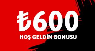 Youwin Hoşgeldin Bonusu