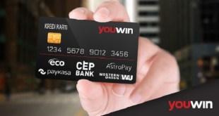 Youwin'e Kredi Kartı ile Nasıl Para Yatırılır?