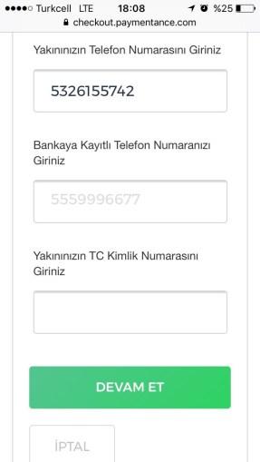 Cepbank Telefon Numarası