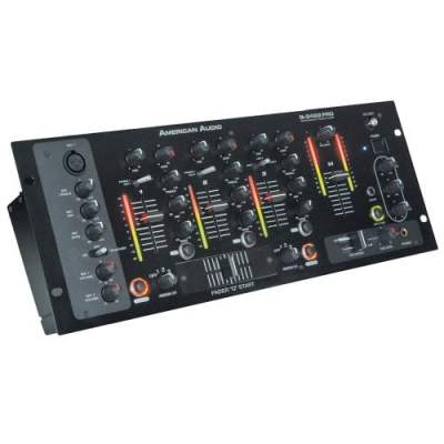 Q-2422 PRO mixer by American Audio