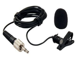 Pronomic LV-6210 Lavalier lapel mic