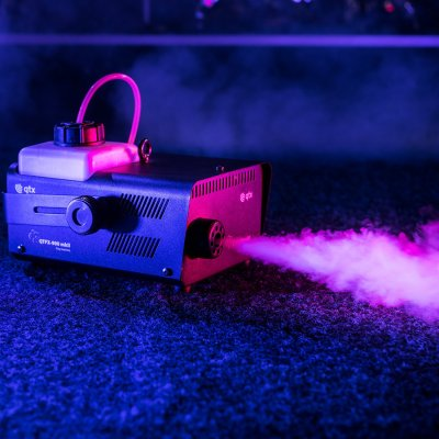 QTX 900W Fog Machine