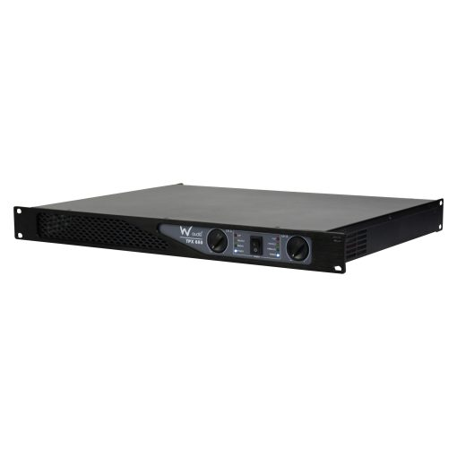 W Audio TPX650 Power Amplifier 650 watts RMS Output. 1U Rack Mounted, 2 x 325Wrms @ 4Ω. 2 x 210Wrms @ 8Ω. Yowcha in Grimsby