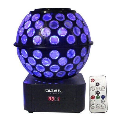 Starball-GB Ibiza Light with Remote control