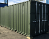 ***SOLD***  Shipping Container 20ft. Single Trip Only from China. Ideal for storage, office space, Radio Shack, Self-Storage Company, Secure Storage, Waterproof