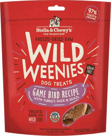 game bird wild weenies