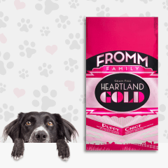 fromm heartland gold puppy dry food