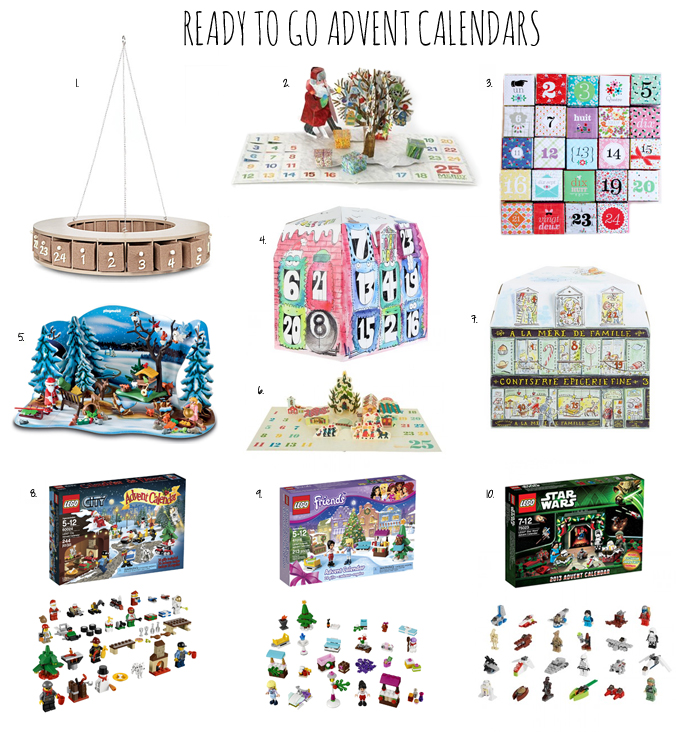 Advent Calendar Gifts Amp Surprises
