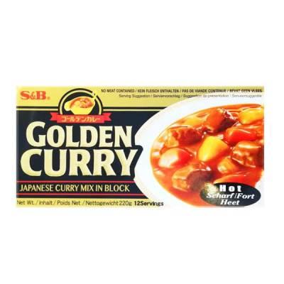 S&B Golden Curry (Hot)
