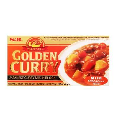 S&B Golden Curry (Mild)