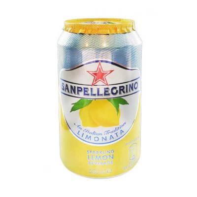 Sanpellegrino Sparkling Lemon