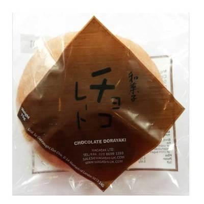 Wagashi Chocolate Ganache Dorayaki