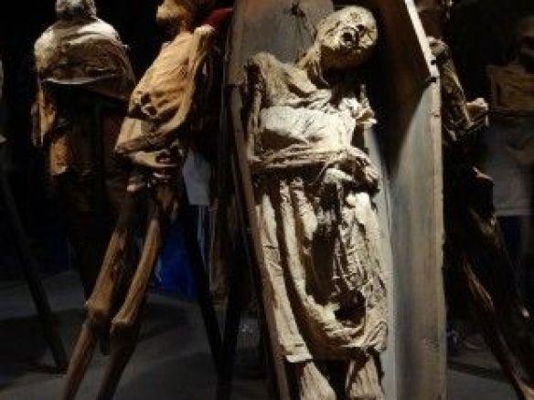 Mexique: Musée de la Momie à Guanajuato