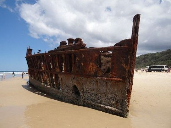 Australie- Frazer Island: