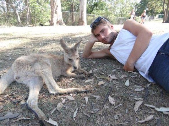 Australie- Brisbane: On est pas couche!!!