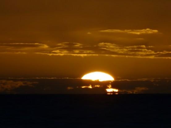 Nouvelle-Caledonie: Couché de soleil