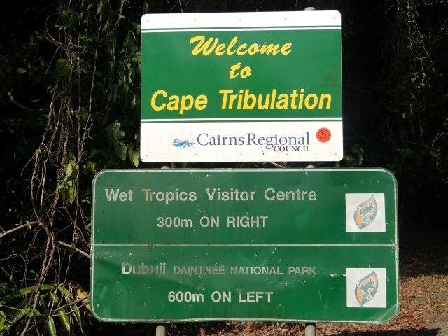 Australie- Queensland: Cap Tribulation, de retour au Daintree National Park.