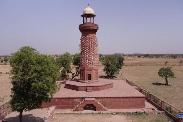 Fatehpur Sikri en Inde photo voyage tour du monde http://yoytourdumonde.fr