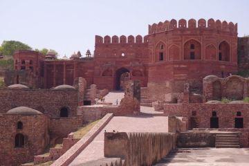 inde Fatehpur Sikri photo blog voyage tour du monde http://yoytourdumonde.fr