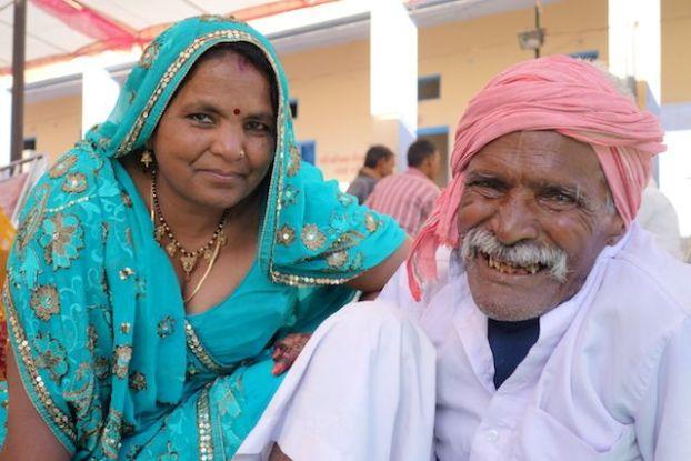 un mariage en inde peut durer plusieurs jours et avec des centaines d'invités selon la richesse de la famille photo blog voyage tour du monde http://yoytourdumonde.fr