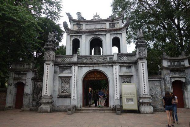 Hanoi- Vietnam: La ville compte un nombre impressionnant de temple